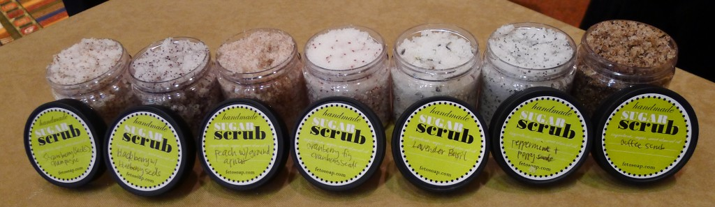 Mocha Moms Sugar Scrub Workshop